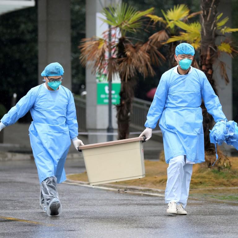 coronavirus in China 16