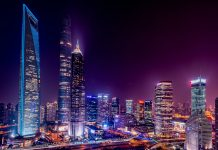 shanghai Skyline peng-liu