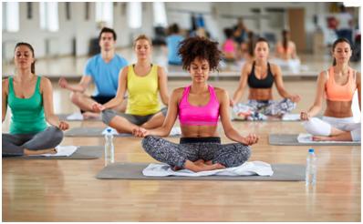 #13 Bikram yoga Shanghai