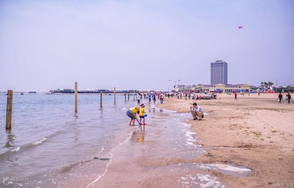 Jin shan Beach