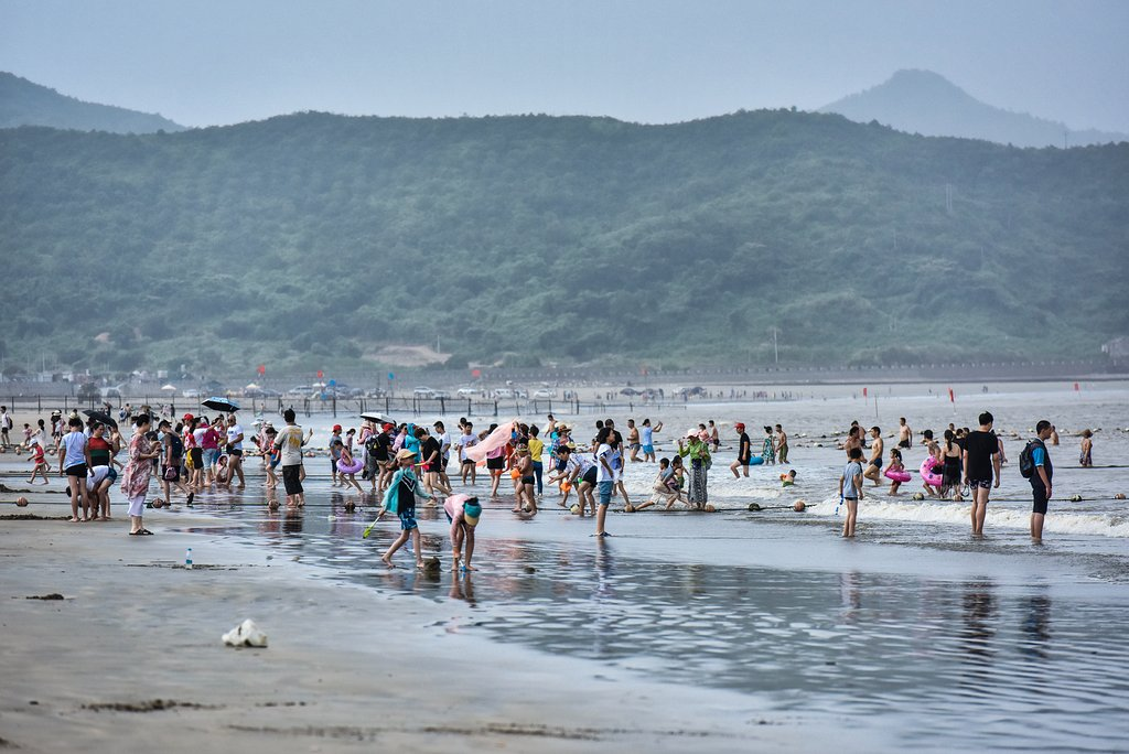 song lan san beach