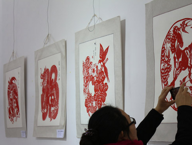 chinese paper cutting art