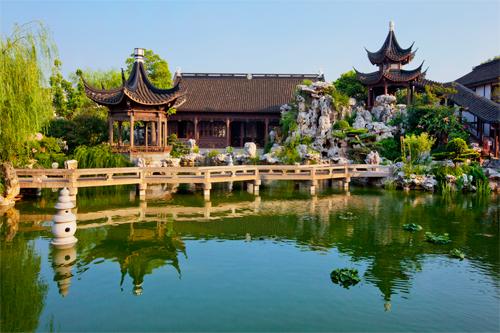 nan xiang old street