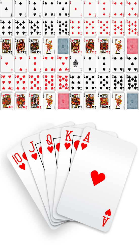 shanghai rummy cards