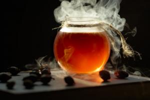 1.Pu-erh tea