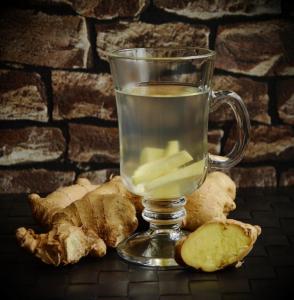 13.Ginger tea