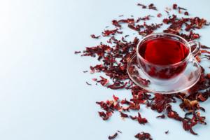 15.Hibiscus tea