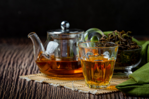 2.Oolong tea