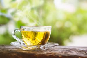 3.Green tea