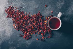 4.Dark tea