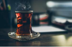 6.Black tea