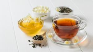 8.Jasmine tea