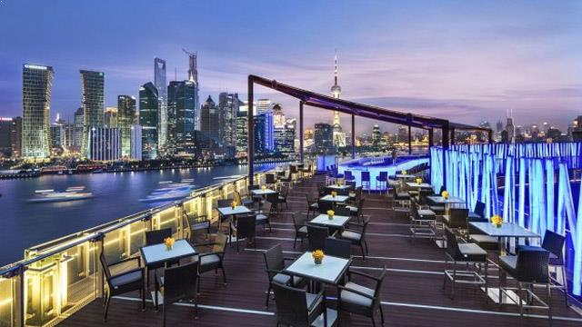 the Bund Rooftop Dining