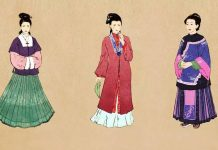 chinese tranditional clothes