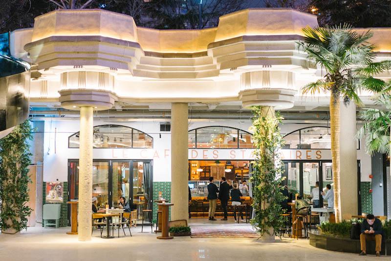 10.Le Café des Stagiaires