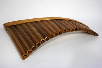 bamboo panpipes
