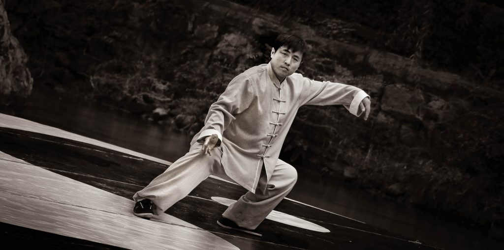 The difference between Tai Chi and Yoga