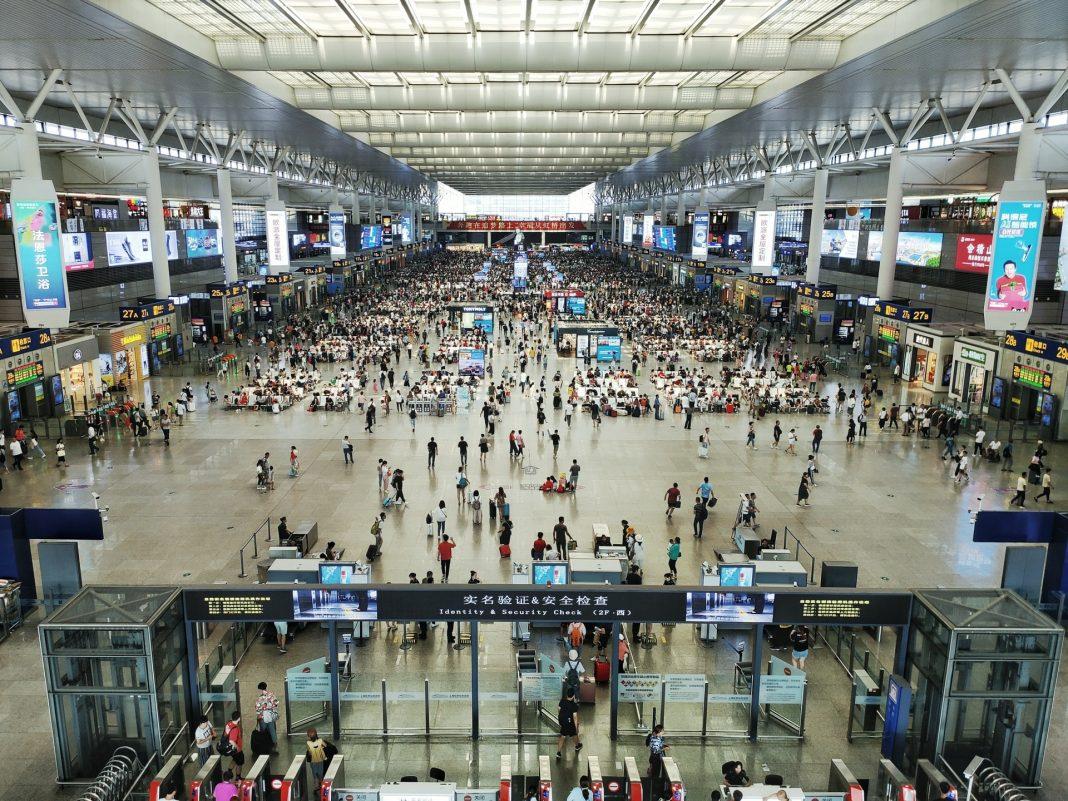 shanghai pu dong airport