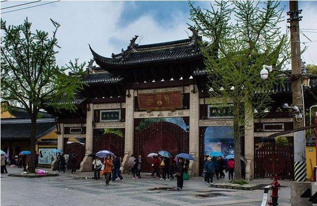 long hua temple shanghai