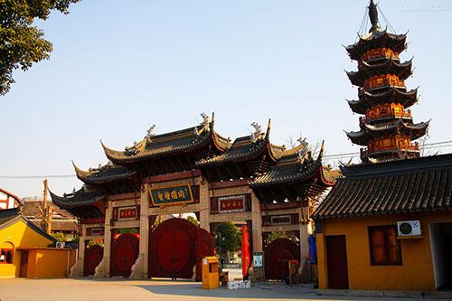 long hua temple 2