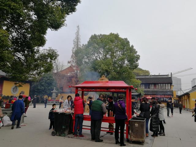shanghai long hua temple runor