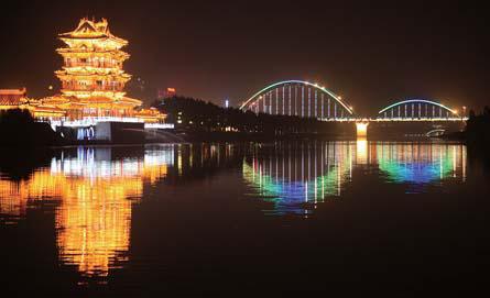 Linfen Night Market