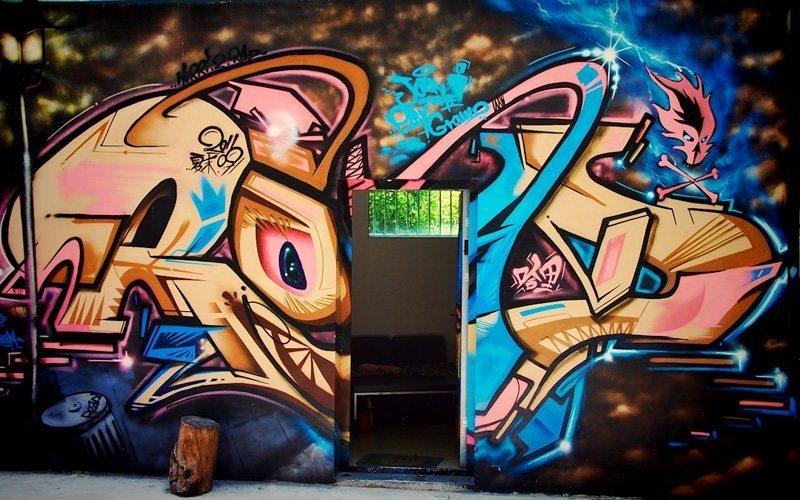 Moganshan Street Art District