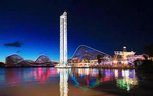 Shanghai Happy Valley Theme Park