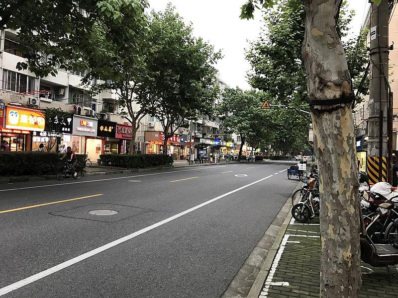 chang li road