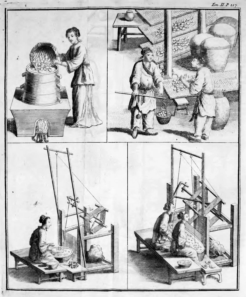 3. Craftsmen (gong 工)