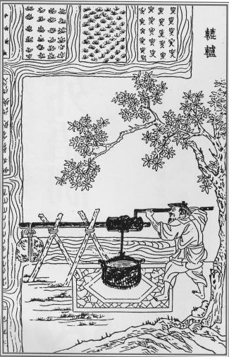2. Peasant (nong 農)