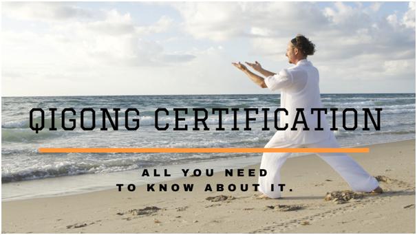 qi gong certification