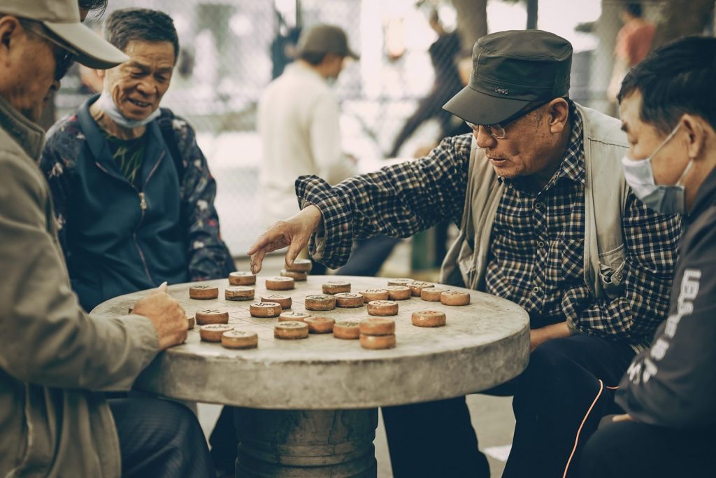 friendship in china