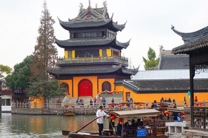 yuan jin temple