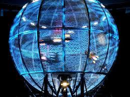 crazy globe