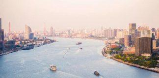 huang pu river