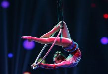 Amazing Acrobats Of Shanghai